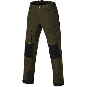 Pinewood Himalaya Pants Men Short Dark Olive/Black